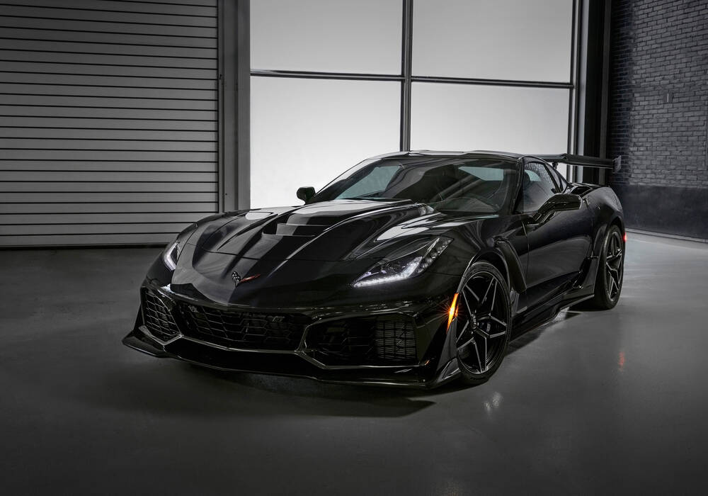 Fiche technique Chevrolet Corvette C7 ZR1 (2018)