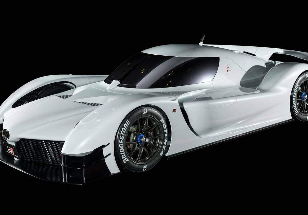 Fiche technique Toyota GR Super Sport Concept (2018)