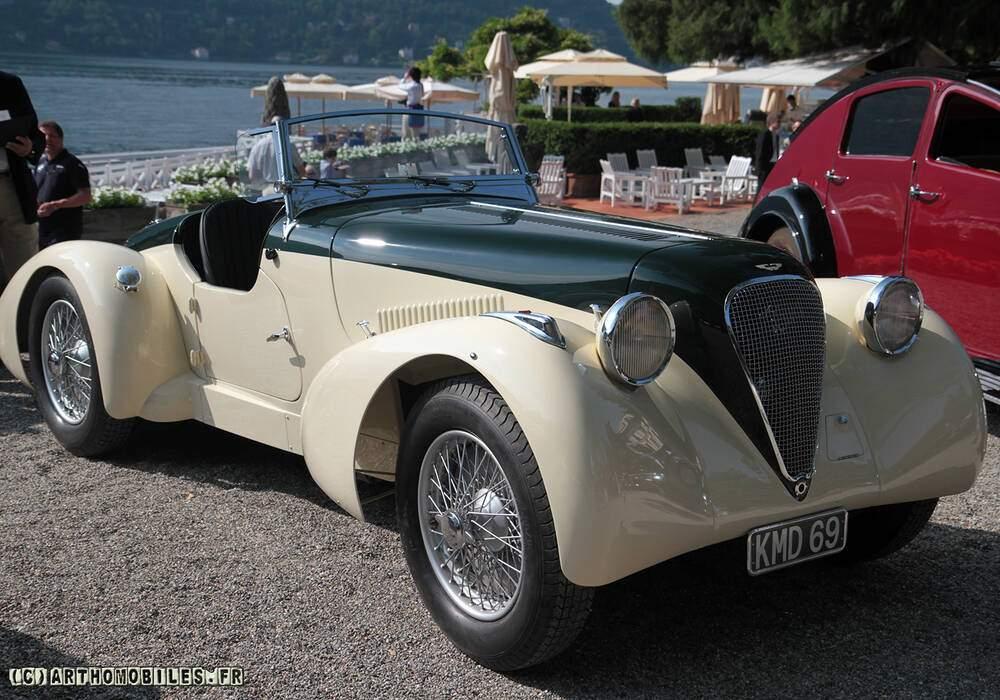 Aston Martin C Type 1938