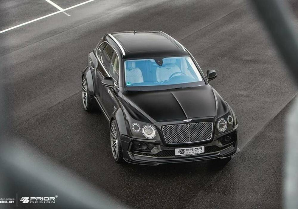 Fiche technique Prior-Design Bentayga (2018)