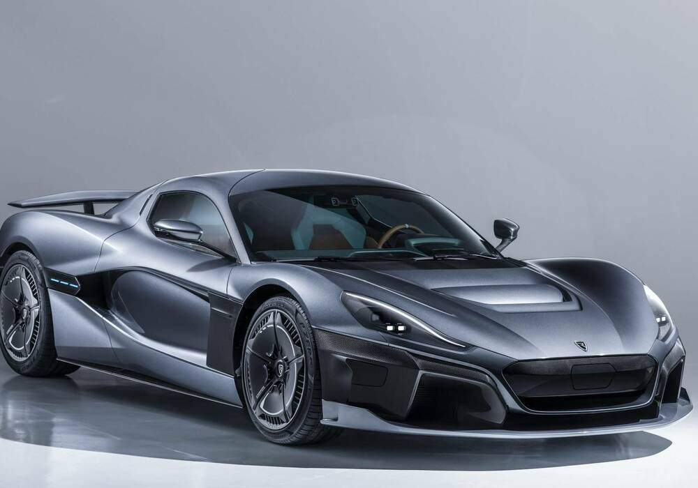 Fiche technique Rimac C_TWO (2020)