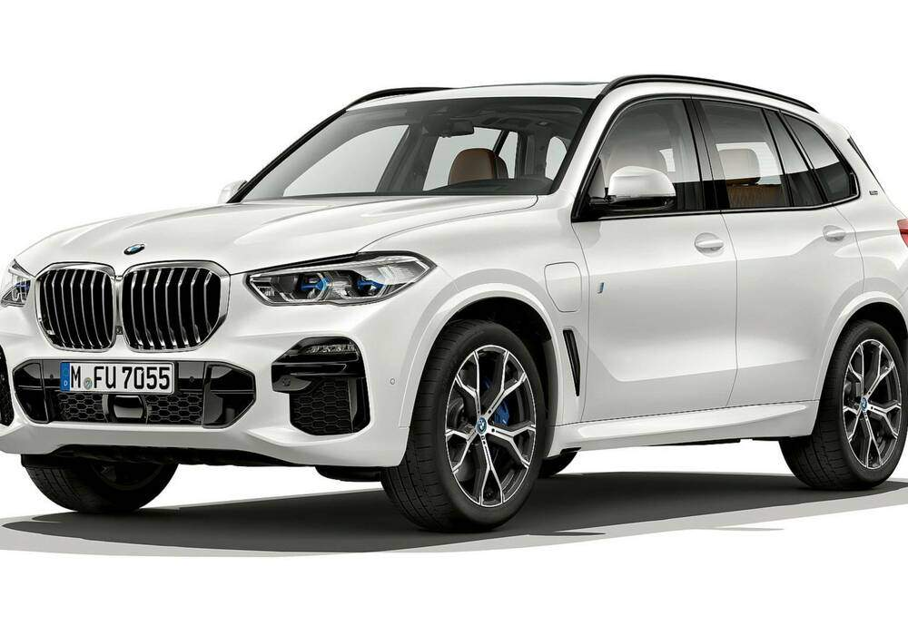 Fiche technique BMW X5 xDrive45e iPerformance (G05) (2019)