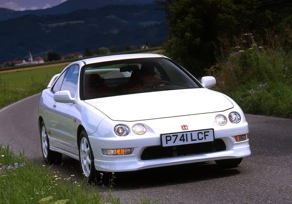 Fiche technique Honda Integra III Type-R (1997-2001)