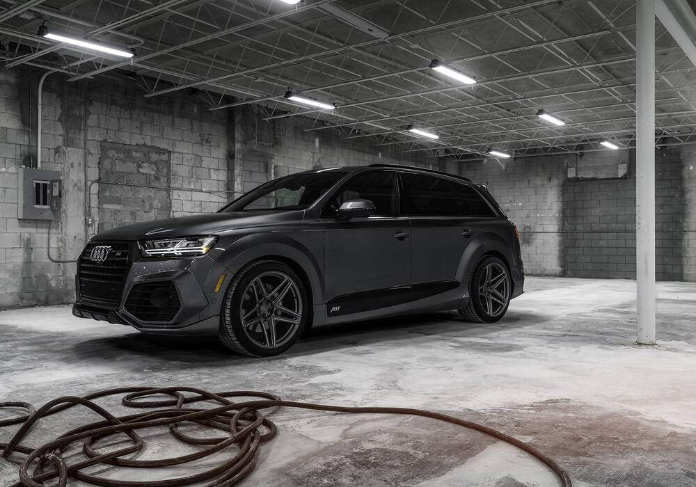 Fiche technique Abt Sportsline Q7 Vossen 1 of 10 (2017)