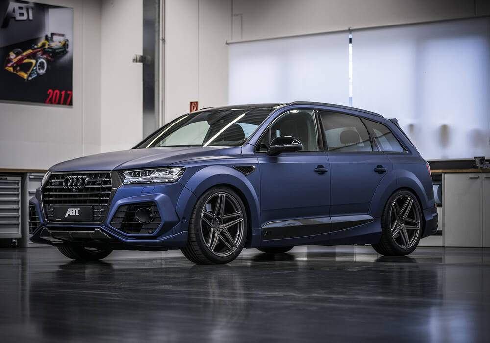 Fiche technique Abt Sportsline SQ7 Vossen 1 of 10 (2017)