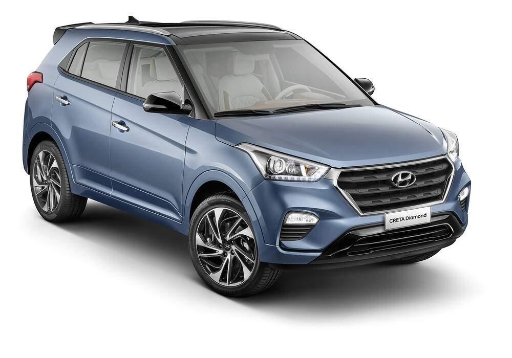 Fiche technique Hyundai Creta Diamond Concept (2018)