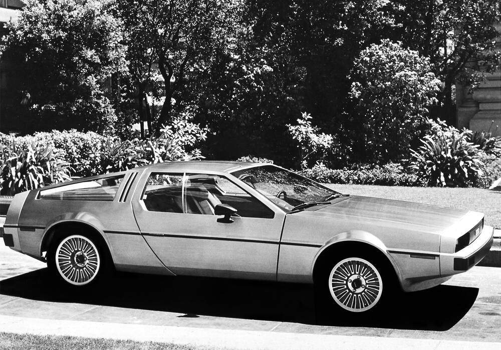 Fiche technique De Lorean DSV Prototype (1976)