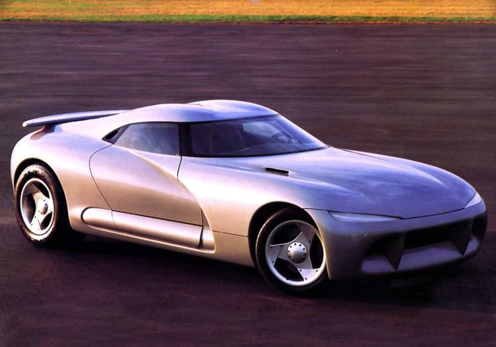 Fiche technique Dodge Viper Defender Concept (1993)