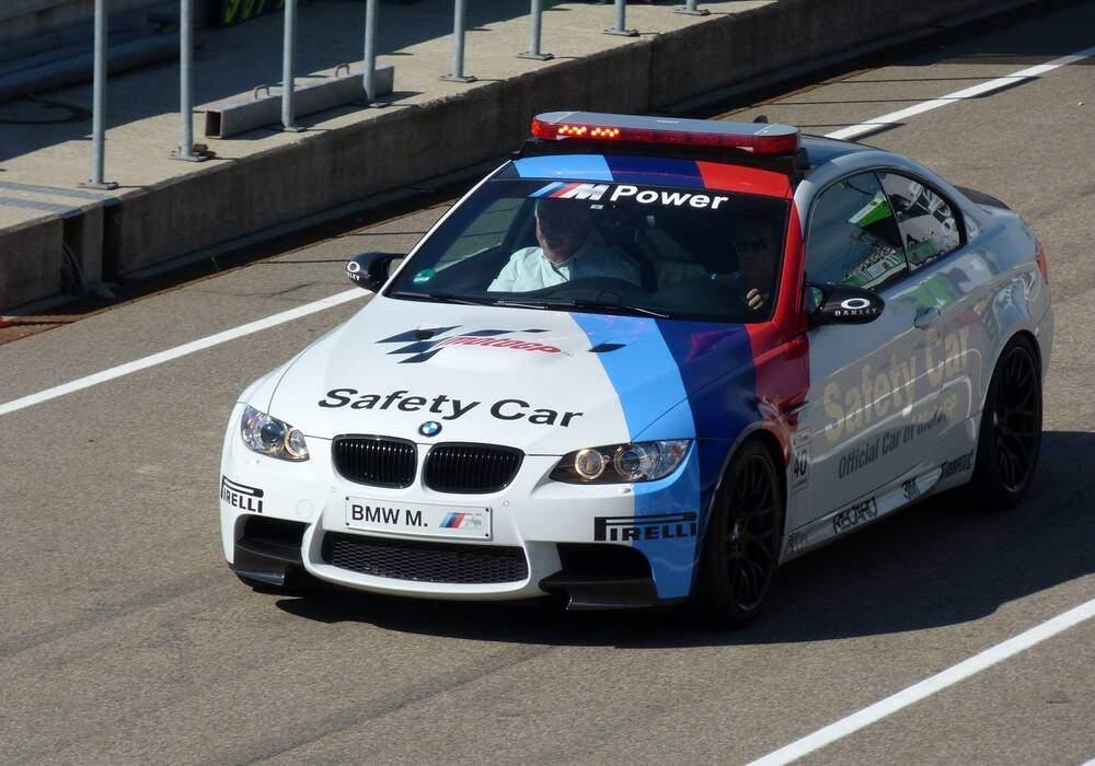 fiche technique bmw m3 coup e92 motogp safety car 2007 2008
