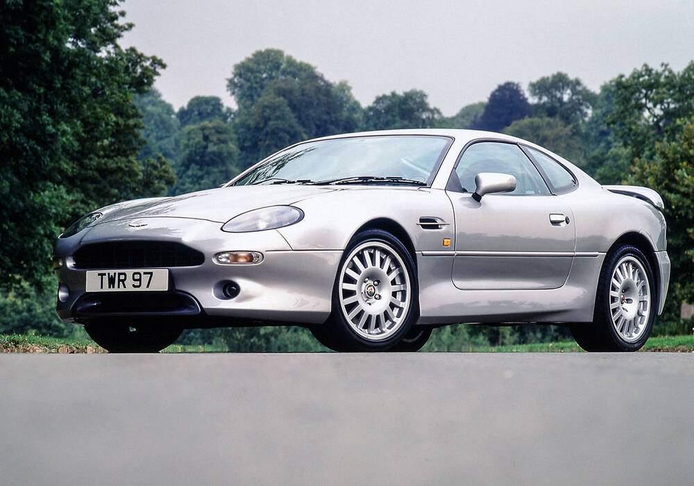 Fiche technique TWR DB7 V12 Prototype (1996)