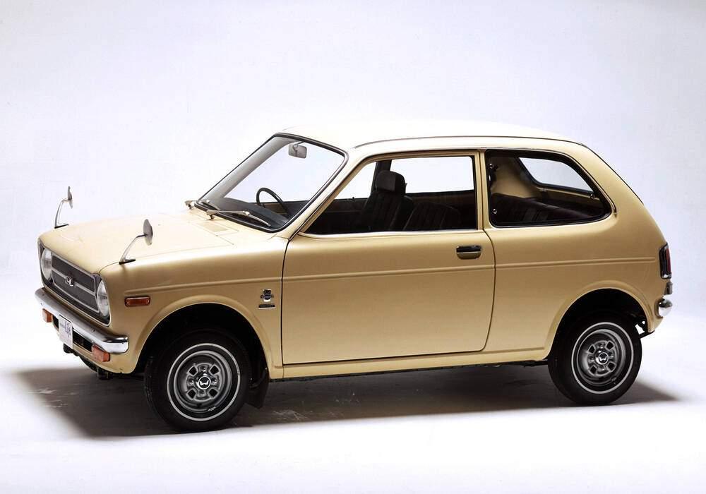 Fiche technique Honda Life Town (1971-1974)