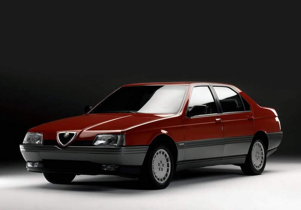 Fiche technique Alfa Romeo 164 3.0 V6 (1987-1991)