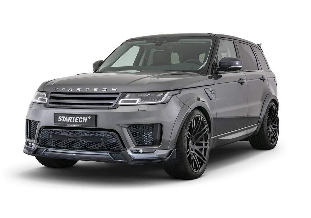 Fiche technique Startech Range Rover Sport (2019)