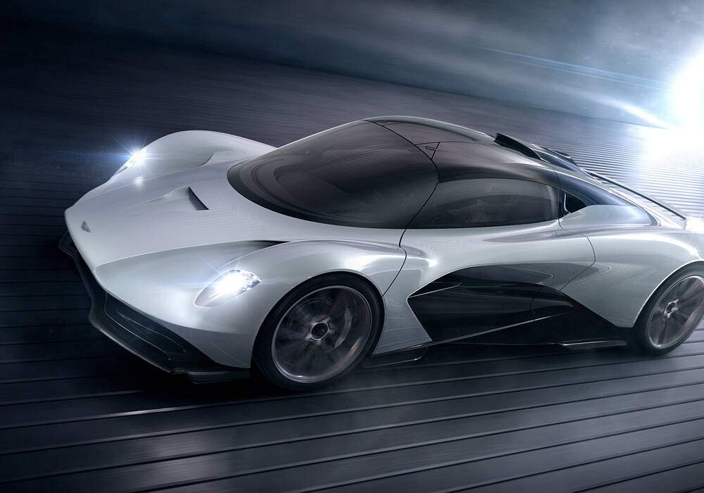 Fiche technique Aston Martin Project 003 (2019)