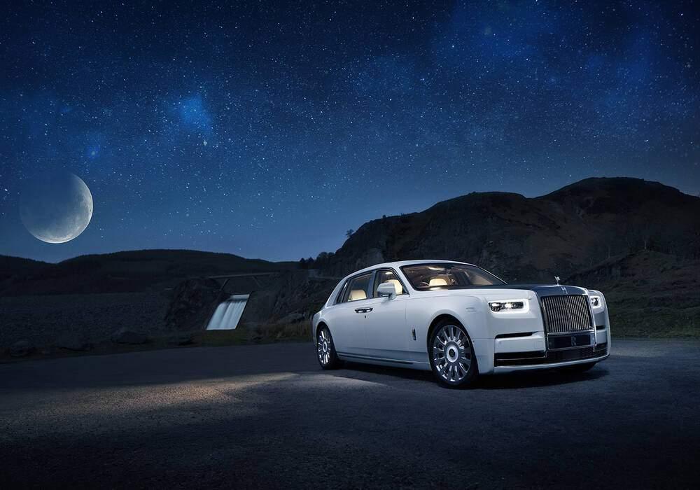 Fiche technique Rolls-Royce Phantom VIII « Tranquillity ...