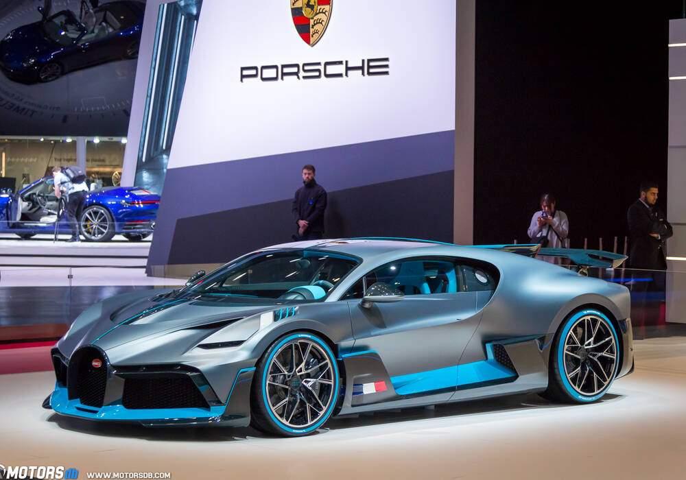 Genève 2019 : Bugatti Divo