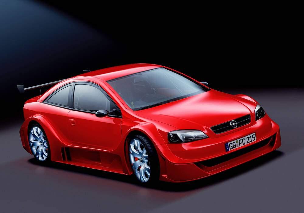Fiche technique Opel Astra X-Treme Concept (2001)