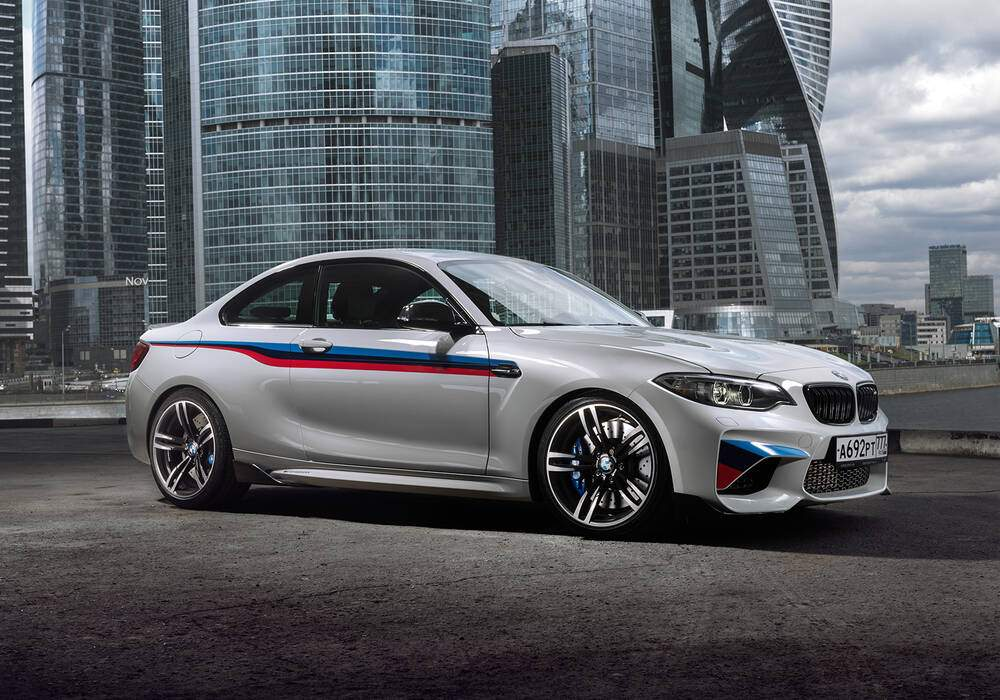 Fiche technique BMW M2 Coupé (F87) (2016-2018)