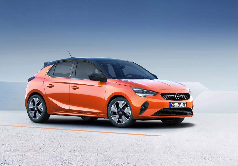 Fiche technique Opel Corsa VI e (F) (2019)