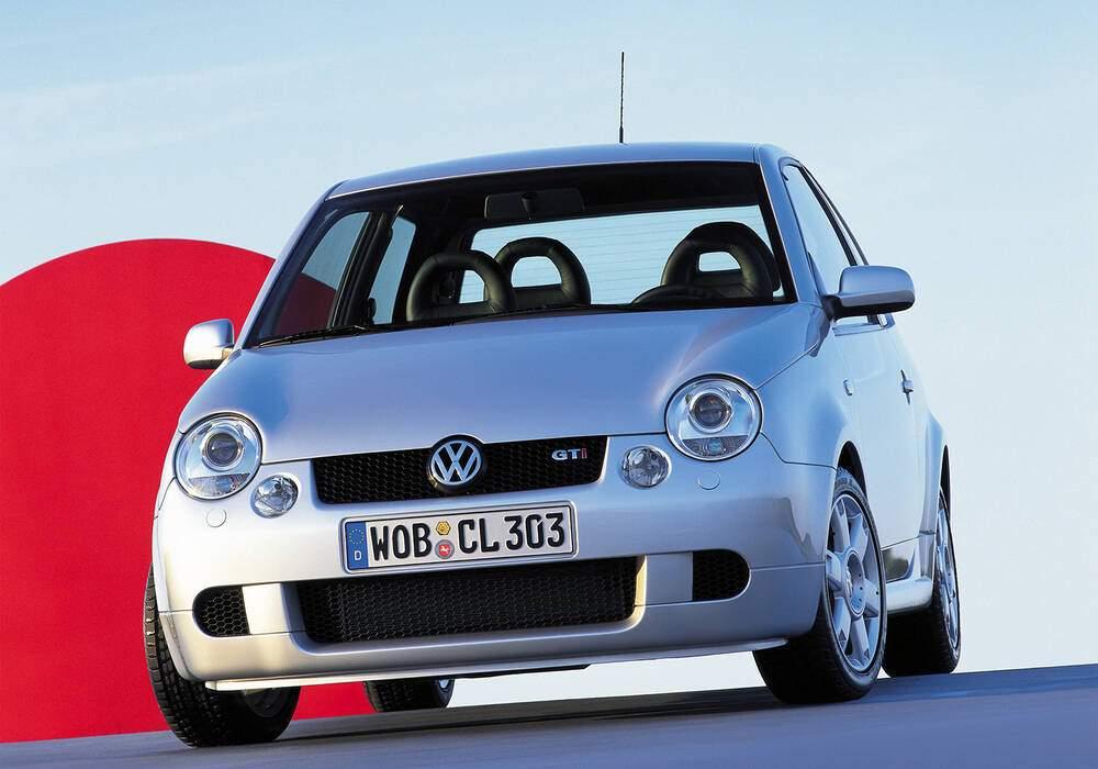 Fiche technique Volkswagen Lupo GTi (2001-2005)