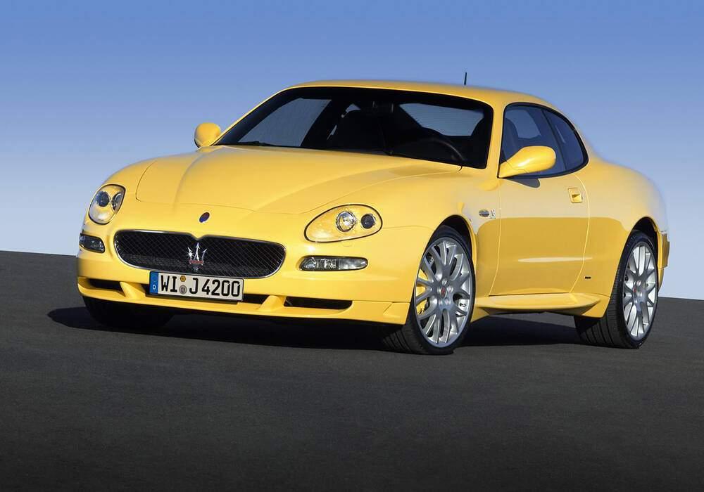 Fiche technique Maserati GranSport (2004-2007)