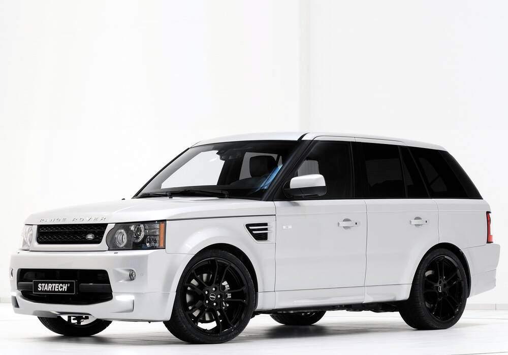 Fiche technique Startech Range Rover Sport (2009-2013)