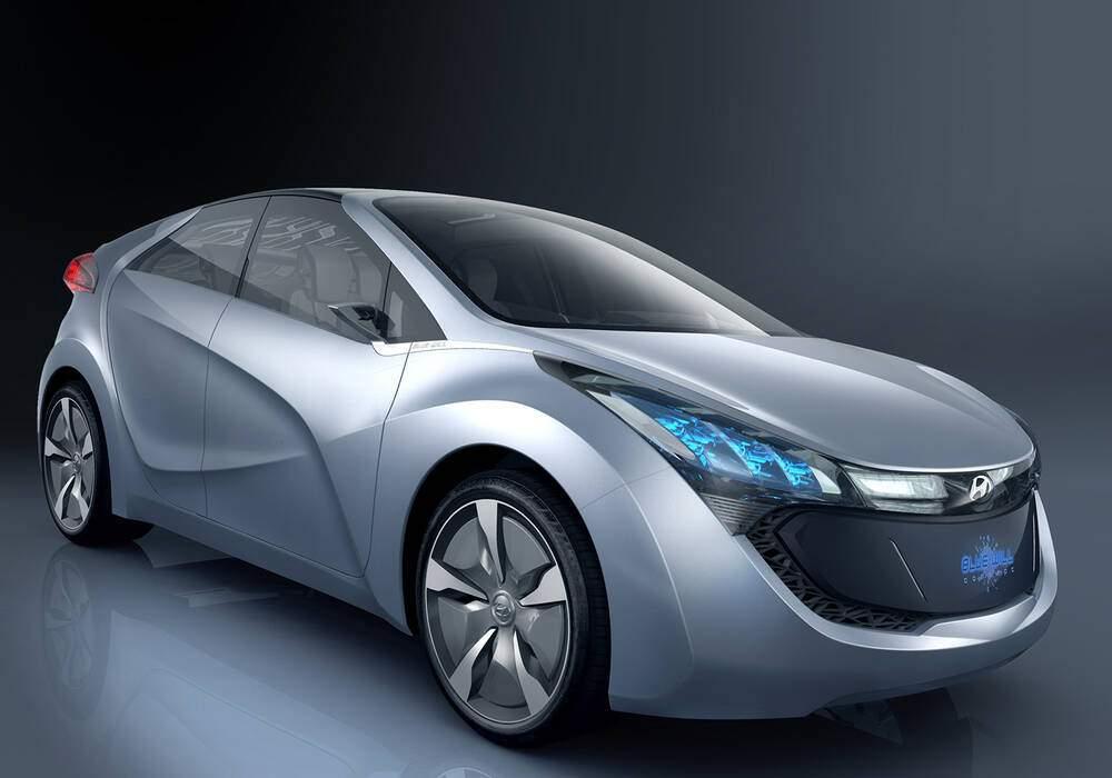 Fiche technique Hyundai HND-4 Blue Will Concept (2009)