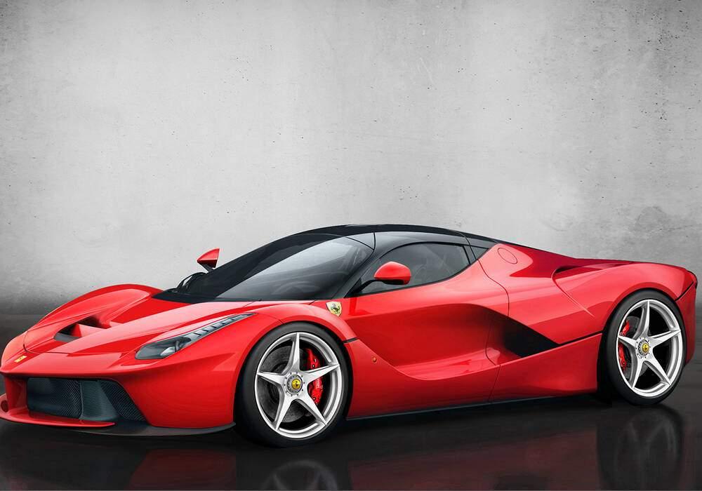 Fiche technique Ferrari LaFerrari (2013-2016)