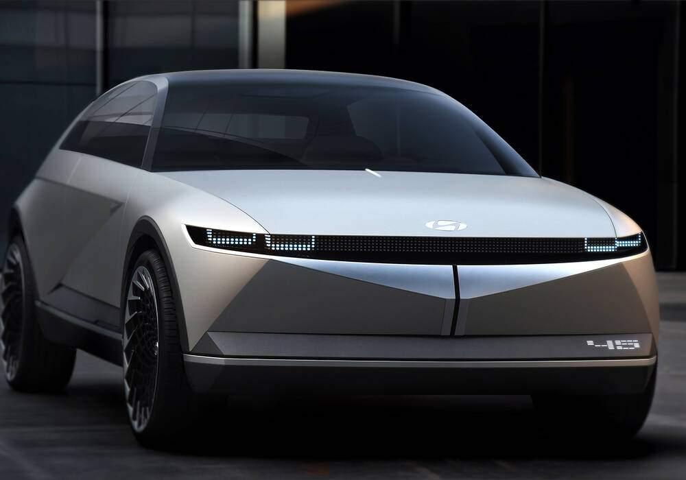 Fiche technique Hyundai 45 EV Concept (2019)