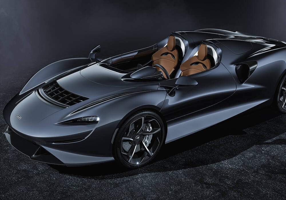 Fiche technique McLaren Elva (2020)