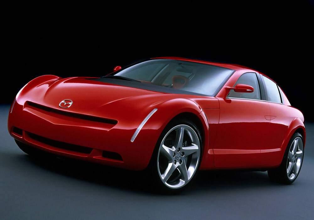 Fiche technique Mazda RX-Evolv Concept (1999)