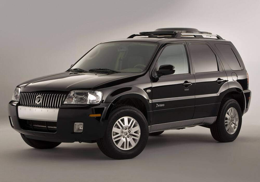 Fiche technique Mercury Mariner Hybrid « Presidential Edition » (2006)