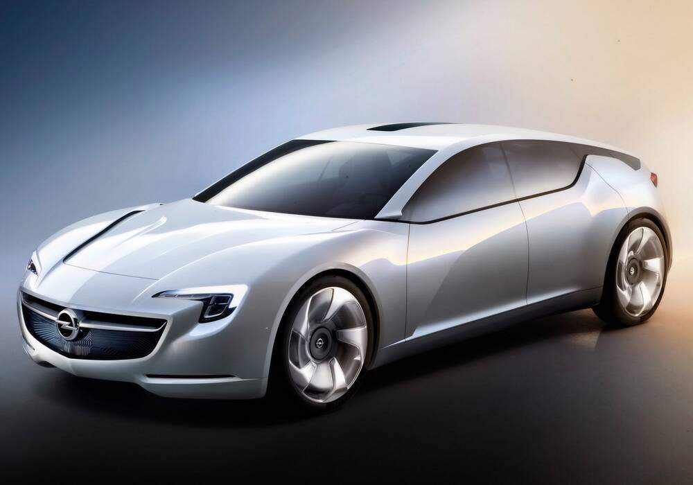 Fiche technique Opel Flextreme GT/E Concept (2010)