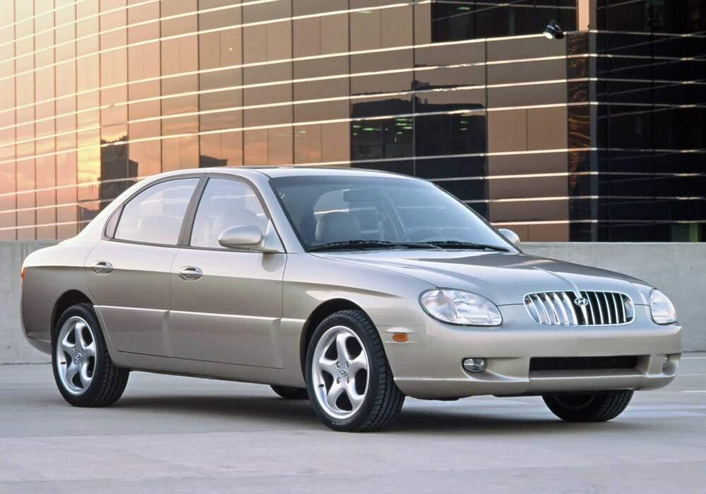 Fiche technique Hyundai Avatar Concept (1998)