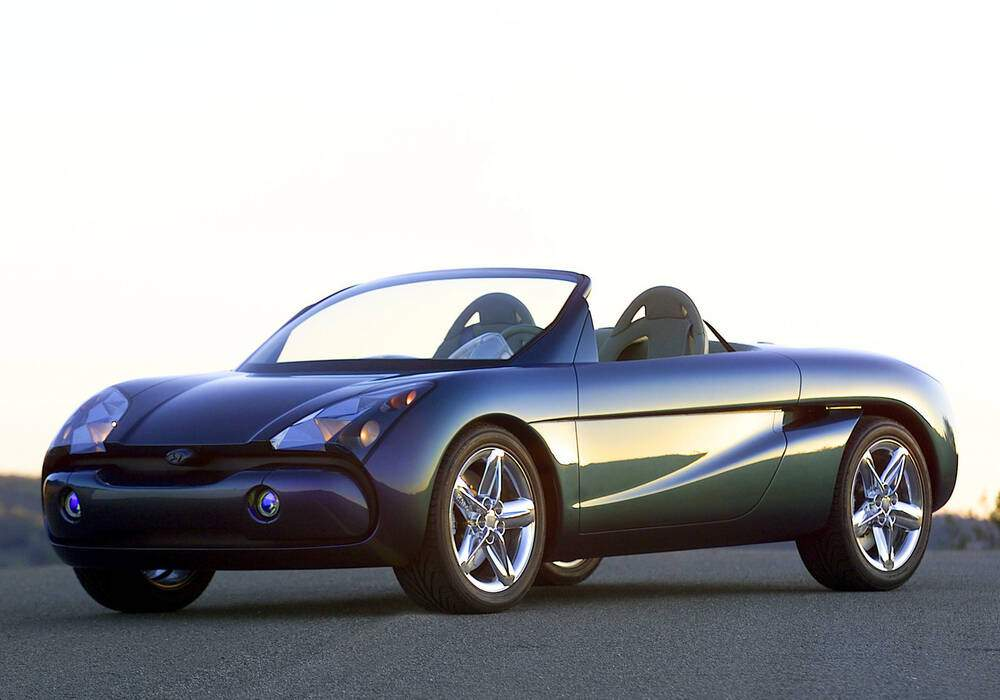 Fiche technique Hyundai HCD-6 Concept (2001)