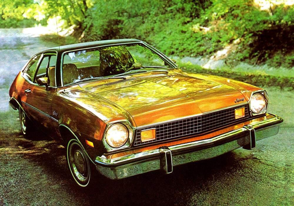 Fiche technique Mercury Bobcat 2.3 (1975-1980)