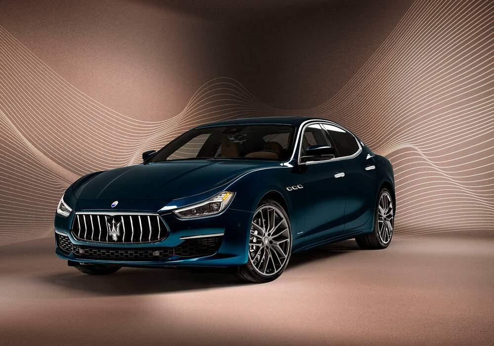 Fiche technique Maserati Ghibli III S (M157) « Royale » (2020)
