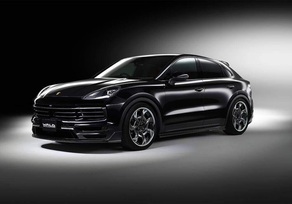Fiche technique Wald Cayenne Coupé Sports Line Black Bison Edition (2021)