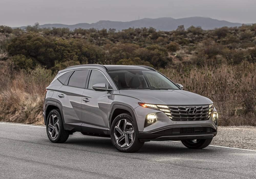 Fiche technique Hyundai Tucson IV PHEV (NX4) (2021)