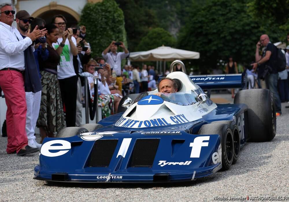 Fiche technique Tyrrell P34B (1977)