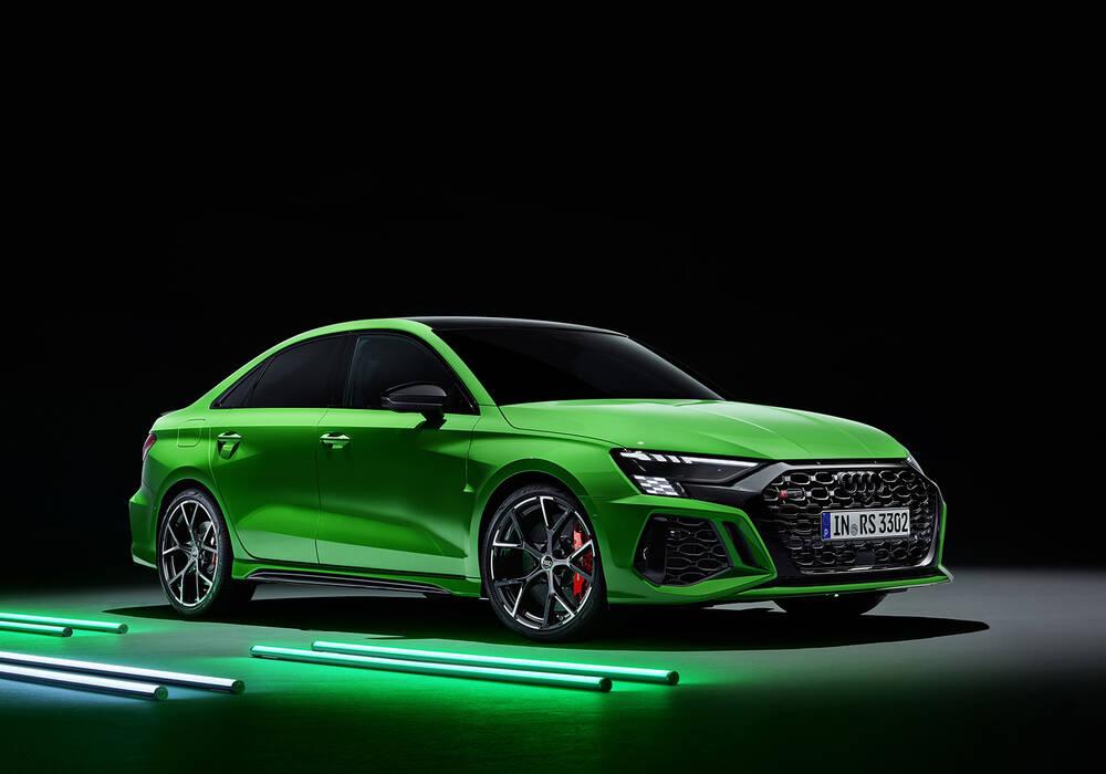 Fiche technique Audi RS3 IV Berline (8Y) (2021)
