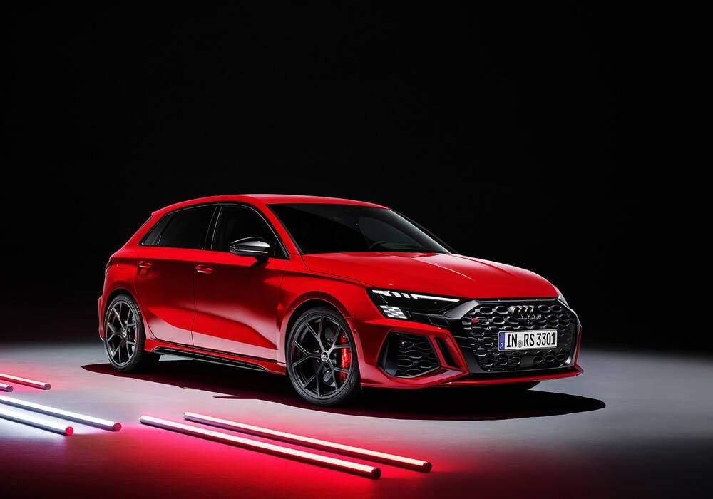 Fiche technique Audi RS3 IV Sportback (8Y) (2021)