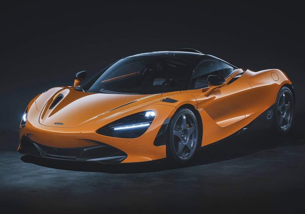 Fiche technique McLaren 720S Coupé « Le Mans » (2020)