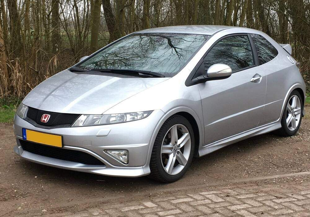 Fiche technique Honda Civic VIII Type-R « Euro » (2009)
