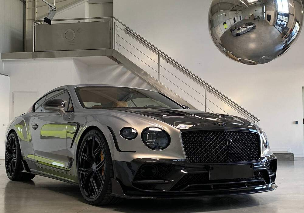 Fiche technique Keyvany Continental GT (2020)
