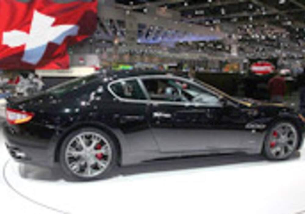 Genève Direct : Maserati GranTurismo S