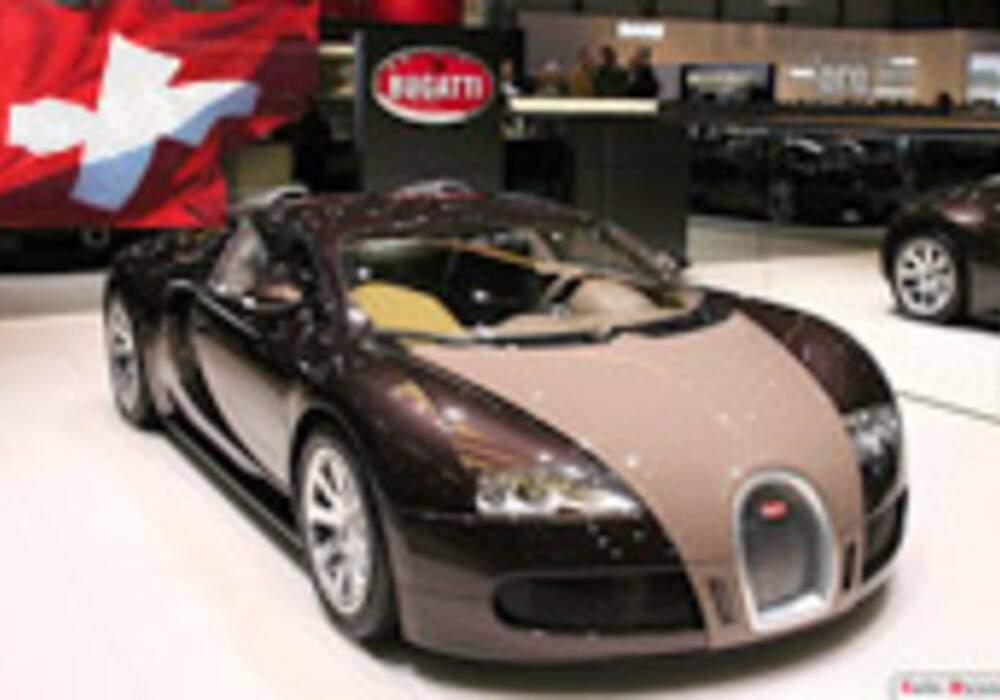 Genève Direct : Bugatti Veyron FBG par Hermès
