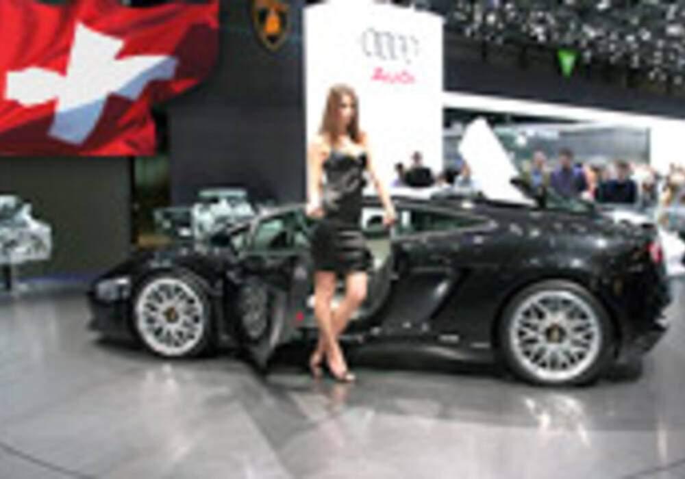 Genève Direct : Lamborghini Gallardo LP560-4
