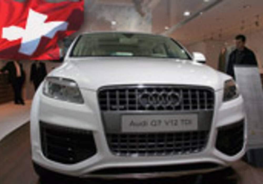 Genève Direct : Audi Q7 Coastline Concept