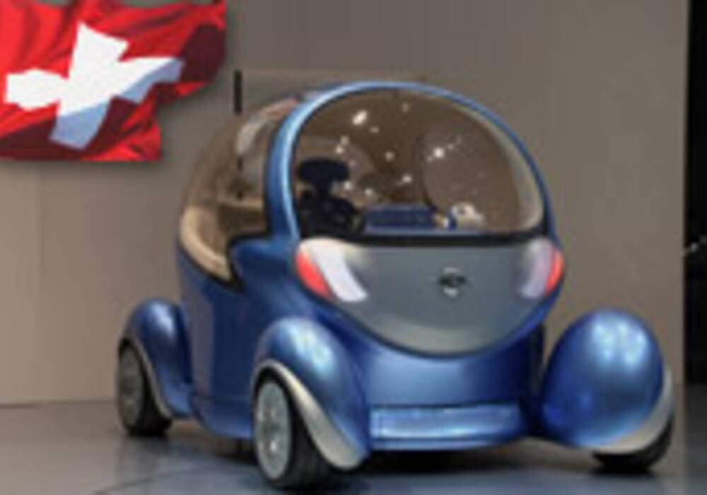 Genève Direct : Nissan Pivo 2
